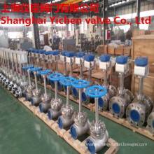 Low Temperature Globe Valve